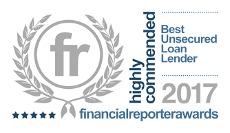 award winning unsecured loan lender 2017 financial reporter