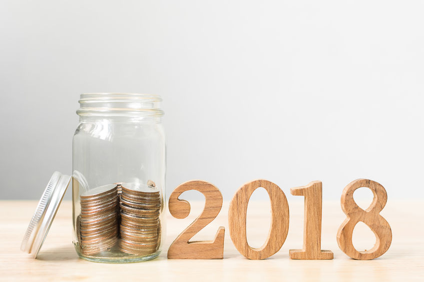 Top tips on ways to save money in 2018